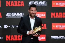 Messi pojasnil, zakaj se ne šopiri kot Ronaldo