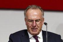 Rummenigge odločen: Nemškega državnega prvaka bomo dobili na igrišču