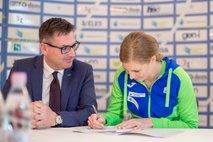 Dobnikar ostaja predsednik Atletske zveze Slovenije