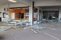 Zaradi eksplozije na avtobusni postaji v Celju 64-letniku grozi pet let zapora