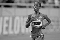 Kenijsko atletinjo Tiropovo, svetovno rekorderko, našli mrtvo