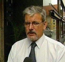 Miran Koren, tiskovni predstavnik policije
