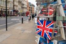 Iz Londona odšlo skoraj 70 milijard evrov