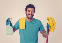 Slovenija, dežela, kjer moški opravijo največ gospodinjskih opravil