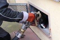 Vlada znova uvedla regulacijo cen kurilnega olja