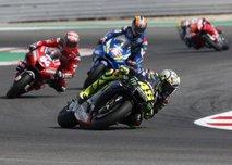 Rossi ni skrival razočaranja: Želja so bile stopničke