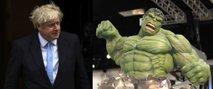 Johnson: Kot Hulk se bomo znebili okov EU