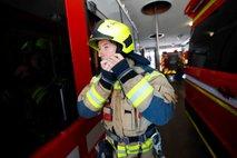 Gasilci še ne bodo dobili dodatnih sredstev, Tonin zagotavlja sistemske rešitve