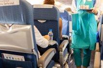 Zato steverdese na letalih ne pijejo kave in vode iz pipe