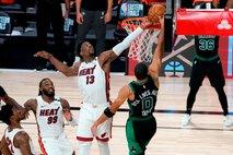Blokada Adebaya odmeva v NBA: 'Najboljša akcija v zgodovini končnice'