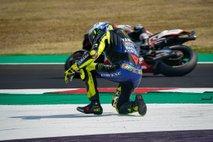 Rossi še verjame v naslov: Razlika ni velika