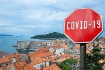 Na Hrvaškem v nedeljo 70 novih okužb s koronavirusom