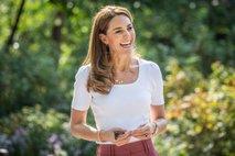 Takšne Kate Middleton ne vidimo pogosto