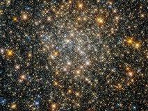 Spektakularna fotografija iskrivega zvezdnega polja