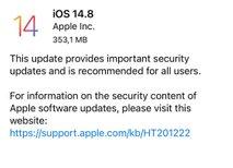 Apple izdal nujni varnostni popravek zaradi vohunskega programa FORCEDENTRY