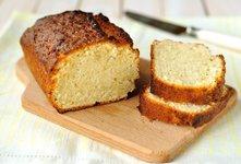 Limonin kolač s kislo smetano