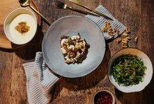 Kuhajte kot Michelinov chef Jorg Zupan