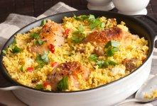 Za pripravo hitrih in enostavnih obrokov imejte vedno na zalogi ta živila
