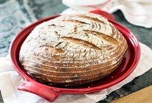 Specite kruh brez kvasa po postopku naših babic