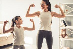 Česa vsega se lahko hči nauči od svoje matere?