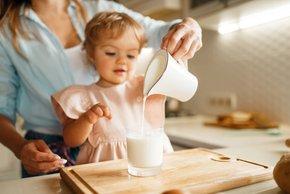Vse, kar morate vedeti, če je alergičen na mleko