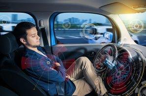 Kako avtonomni avtomobili vidijo?