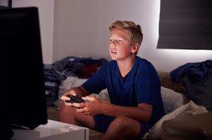 Nevarna odvisnost od video iger