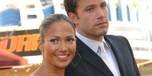 J.Lo in Ben Affleck ujeta na romantičnem oddihu