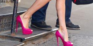 O takšni zbirki čevljev lahko večina le sanja