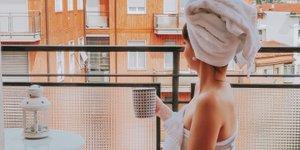 Slovenska blogerka navdušena nad deodorantom z vonjem kokosa