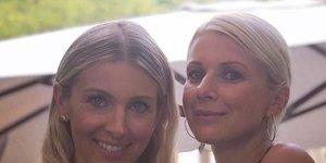Kot dvojčici: Tjaša Železnik pokazala svojo lepo sestro
