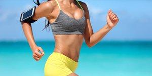 Previdno z vadbo v poletni vročini