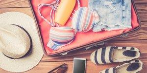 Seznam, ki ga potrebujete, če se odpravljate na dopust