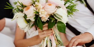Kaj morata narediti, da bo vajin poročni dan popoln?