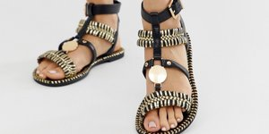 To so najbolj seksi ženski sandali brez pete