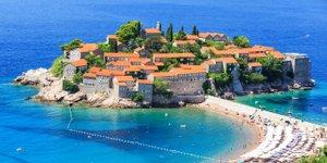 5 najlepših plaž v Črni Gori