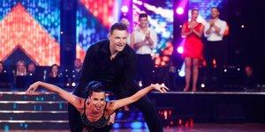 Ta teden morajo polfinalisti 'naštudirati' pet plesov