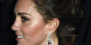 Kate Middleton je bila kot prava princesa