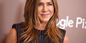 Jennifer Aniston prvič pokazala svoje naravne lase