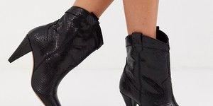 Kavbojski škornji so hit obutev te jeseni