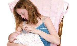 Slabše ocenjena pri delu, ker je bila na porodniškem dopustu