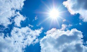 Temperature se bodo v soboto na jugovzhodu približale 30 stopinjam Celzija