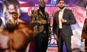 VOYO: Lahko Khan premaga Crawforda in mu zada prvi poraz v karieri?
