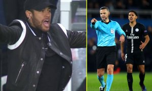 Uefa kaznovala Neymarja: tri tekme prepovedi, ker je govoril čez Skomino