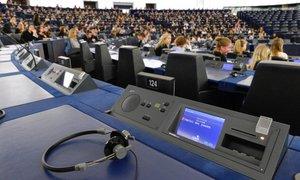 'Poraz prve moderne politične delitve na levico in desnico'