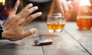 Mreža 0,0: Vožnja pod vplivom alkohola je nedopustna