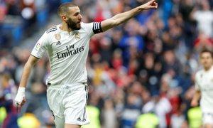 Zidane navdušen: Benzema je najboljša številka 9 na svetu