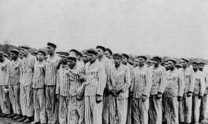 Pred 75 leti osvobodili koncentracijsko taborišče Buchenwald