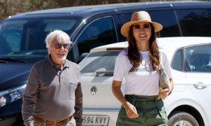 Bernie Ecclestone bo pri 89 letih spet očka: na poti je prvi sin
