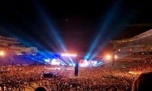 Na Hrvaškem že junija pričakujejo koncerte na prostem